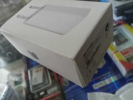 Charger iphone lengkap