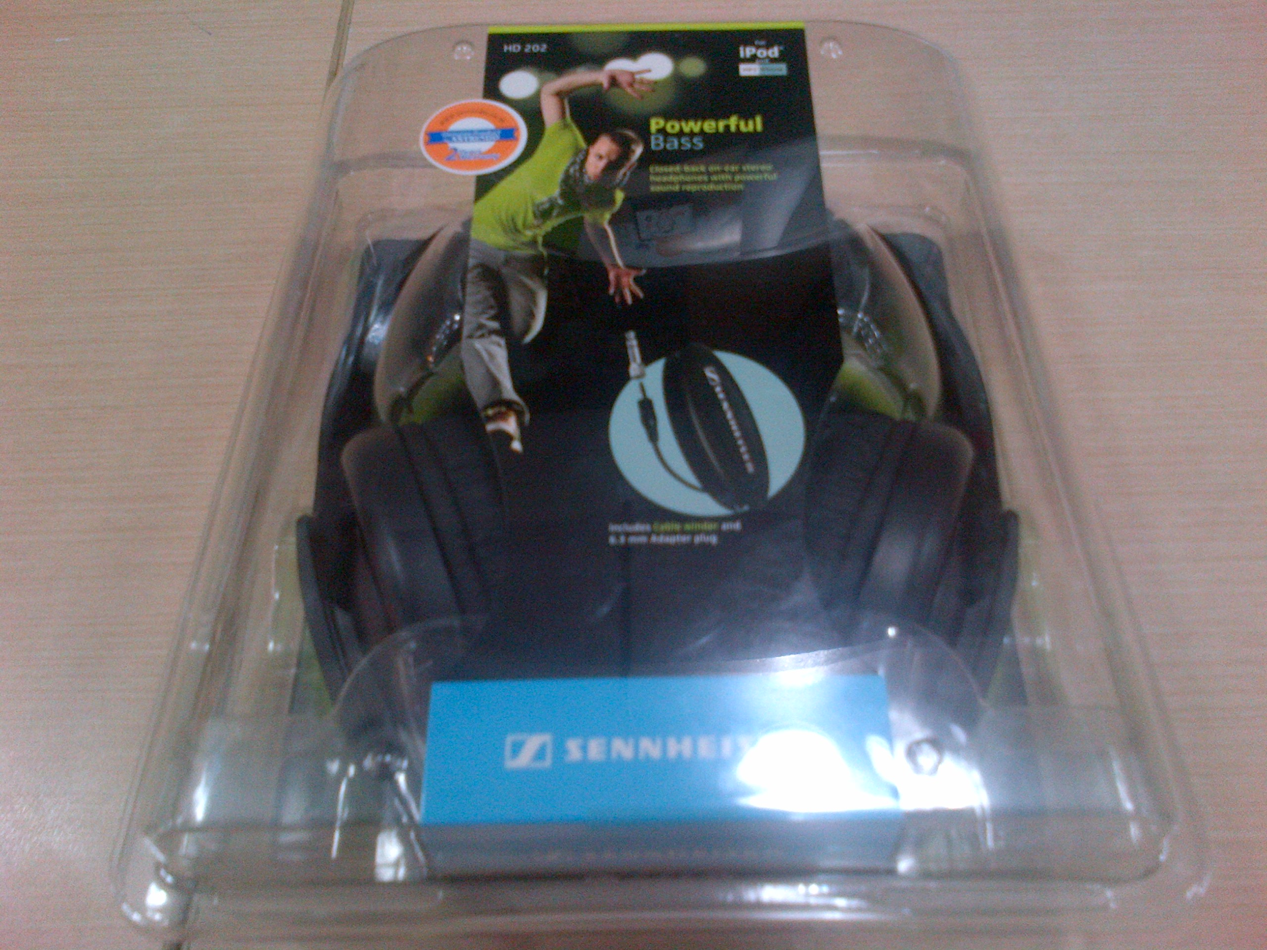 Headset Sennheiser HD 202 Original