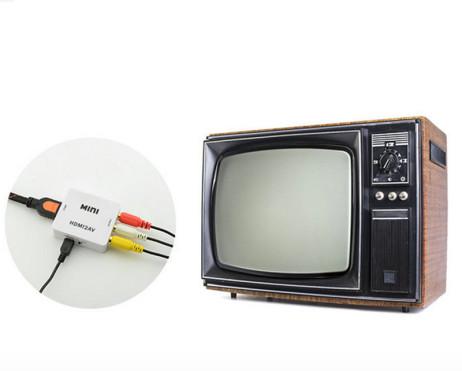 HDMI to AV 1