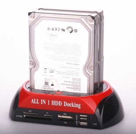 Harddisk Docking 1