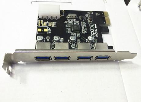 PCI EXPRESS USB 3
