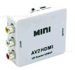 AV to HDMI