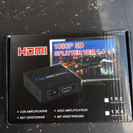 HDMI SPLITTER 04